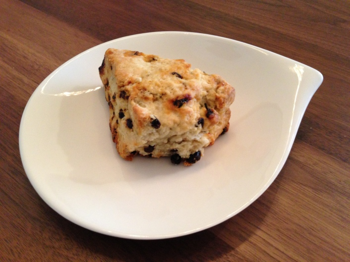 Apricot Thyme Scone from Ovenly