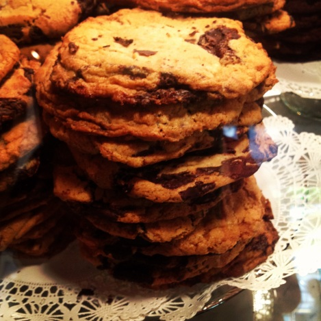 Chocolate Chip Cookie from Jacques Torres