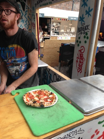 robertas pizza at urbanspace meatpacking
