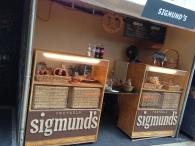 sigmunds pretzels at urbanspace meatpacking
