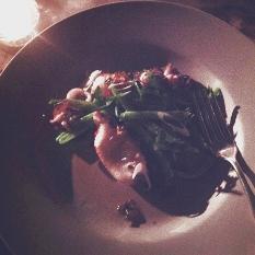 squid-haricot-vert-pepper-jelly-elise-kornack