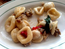 orecchiette at rosemary's west village