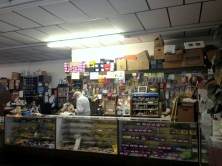 Frank Perri the owner of buzz-a-rama in brooklyn