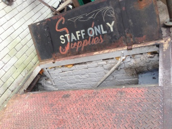 staff only!